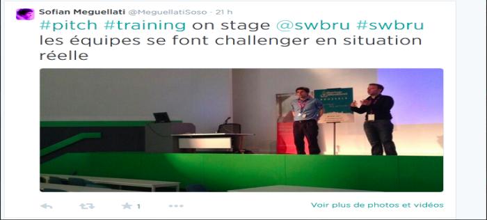 Startup Weekend Brussels 2014 #SWBRU
